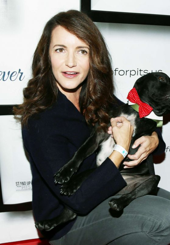 Kristin Davis - Stand Up for Pits in Hollywood 11/05/2017