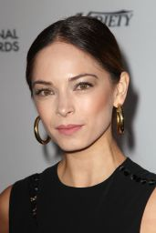 Kristin Kreuk – International Emmy Awards 2017 in New York City