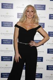 Kristina Rihanoff - Marella Cruises First Spa at Sea in London
