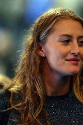 Kristine Mladenovic - Nitto ATP World Tour Finals in London 11/15/2017