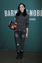 """Krysten Ritter - Fan Event for New Book """"Bonfire"""" in NYC 11/08/2017"""