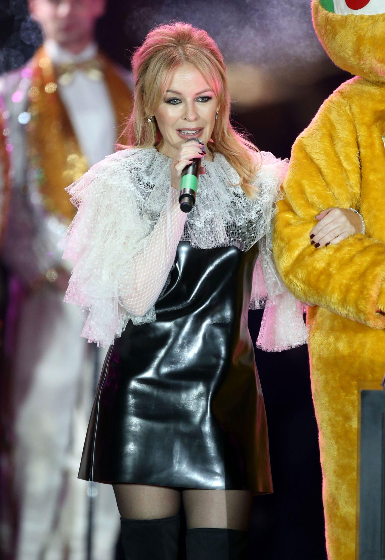 Kylie Minogue 2017 Calendar
