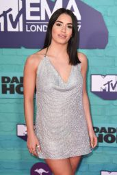 Lali Esposito – MTV Europe Music Awards 2017 in London