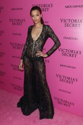 Lameka Fox – Victoria's Secret Fashion Show After Party in Shanghai 11/20/2017