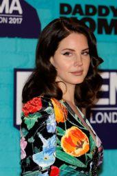 Lana Del Rey – MTV Europe Music Awards 2017 in London