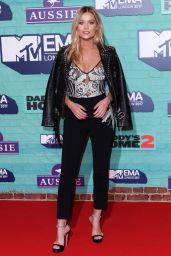 Laura Whitmore – MTV Europe Music Awards 2017 in London
