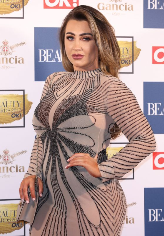 Lauren Goodger – Beauty Awards With OK! in London