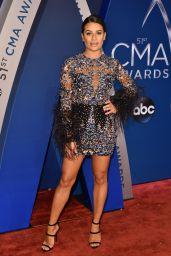 Lea Michele – CMA Awards 2017 in Nashville