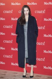 Lee Sunmi - MaxMara Coats Collection Exhibition in Seoul