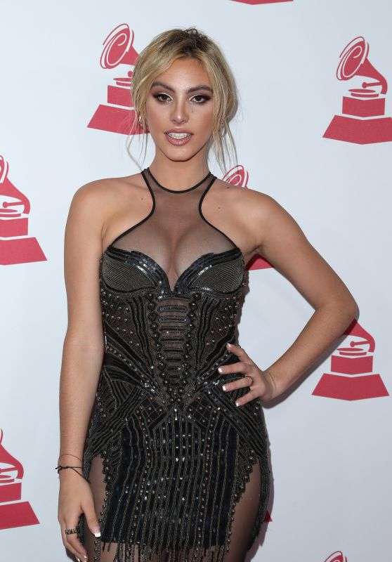 LeLe Pons – Latin Recording Academy Person of the Year in Las Vegas 11/15/2017