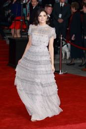 """Lilah Parsons – """"Murder on the Orient Express"""" Red Carpet in London"""