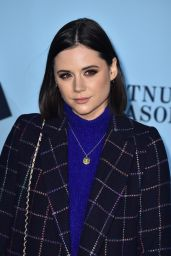 Lilah Parsons - Skate at Somerset House Launch Party in London 11/14/2017