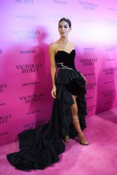 Lily Aldridge – Victoria's Secret Fashion Show After Party in Shanghai 11/20/2017