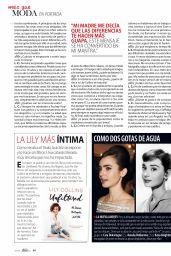Lily Collins - Stilo España Magazine December 2017 Issue