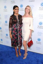 Lindsay Ellingson - World of Children Awards 2017 in NYC