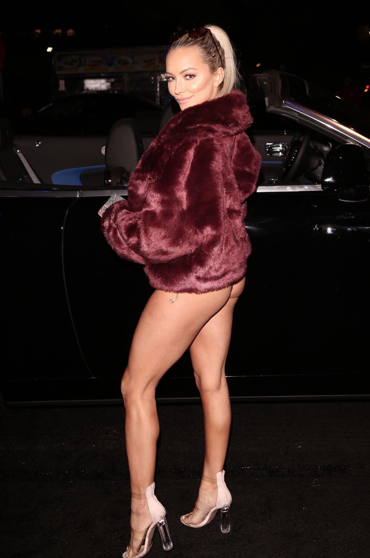 Lindsey Pelas in Bikini - Treats Magazine Halloween Party ...