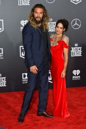 "Lisa Bonet – ""Justice League"" Red Carpet in Los Angeles"