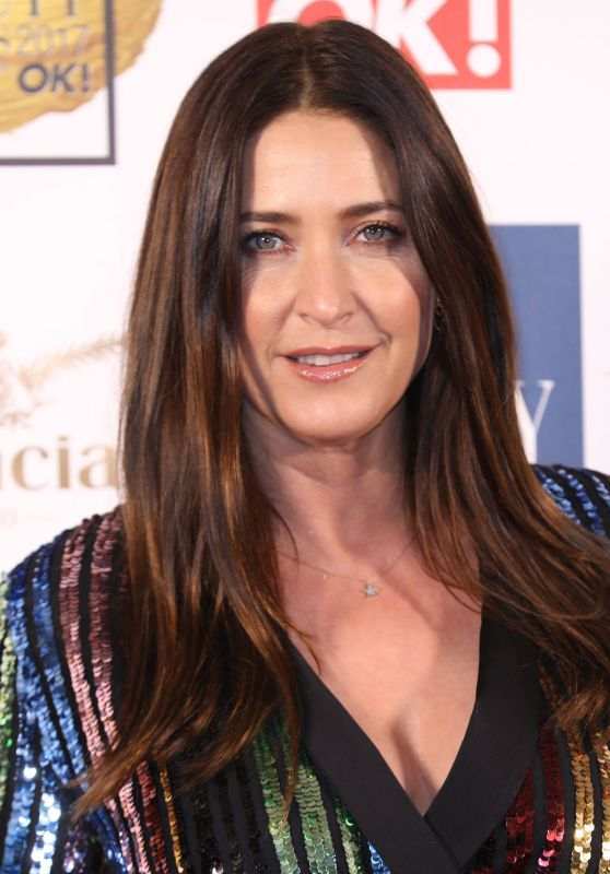 Lisa Snowdon – Beauty Awards With OK! in London
