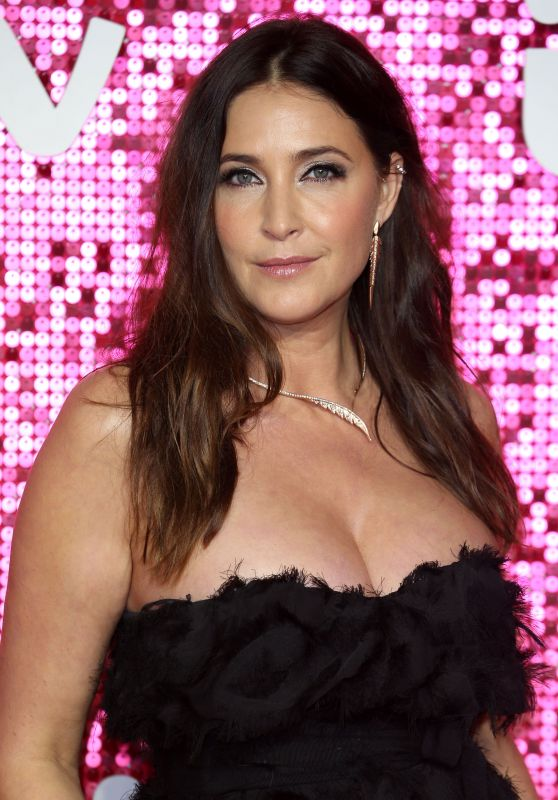 Lisa Snowdon – ITV Gala Ball in London 11/09/2017