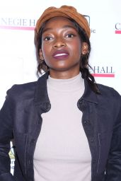 Little Simz – The Children's Monologues Benefit in New York 11/13/2017