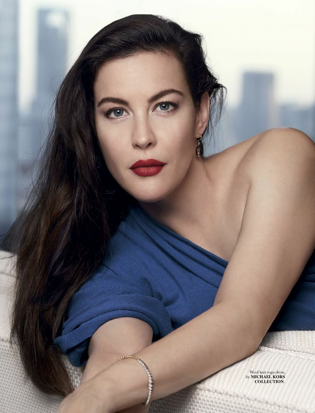 image Liv tyler in the ledge