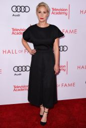 Liza Weil – Television Academy Hall of Fame Ceremony in North Hollywood 11/15/2017