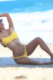 Lizzeth Acosta  - 138 Water Bikini Photoshoot in Malibu 11/22/2017