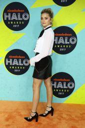 Lizzy Greene – 2017 Nickelodeon Halo Awards in NYC
