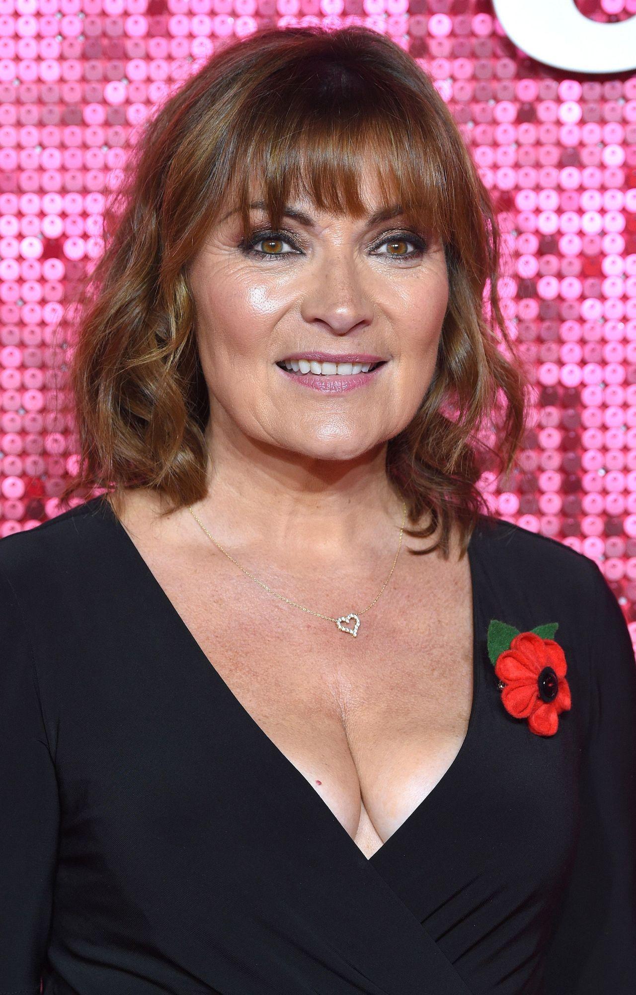 Lorraine Kelly Itv Gala Ball In London 11 09 2017