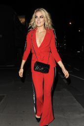 Lottie Moss and Tallia Storm Night Out - Bunga Bunga Battersea in London 11/17/2017