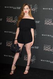 Louisa Connolly-Burnham – Gigi Hadid X Maybelline Party in London