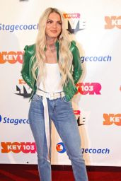 Louisa Johnson – Key 103 Live 2017 in Manchester