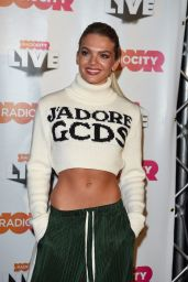 Louisa Johnson Performs Live at The Radio City Christmas Live 2017 Gig in Liverpool