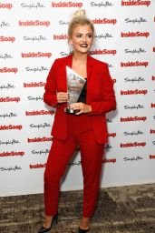 Lucy Fallon at Inside Soap Awards 2017 in London