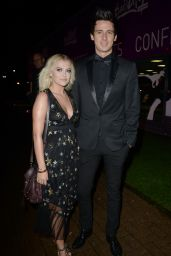 Lucy Fallon – James Milner Foundation Charity Ball in Manchester