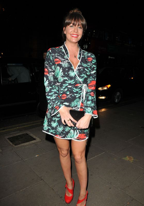 Lucy Horobin – Chicks Children's Charity Ball in London