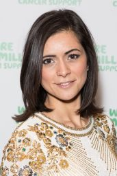 Lucy Verasamy - Macmillan Cancer Support Winter Gala in London