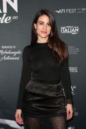 "Luisa Moraes – ""A Ciambra"" Screening, Cinema Italian Style in Los Angeles"