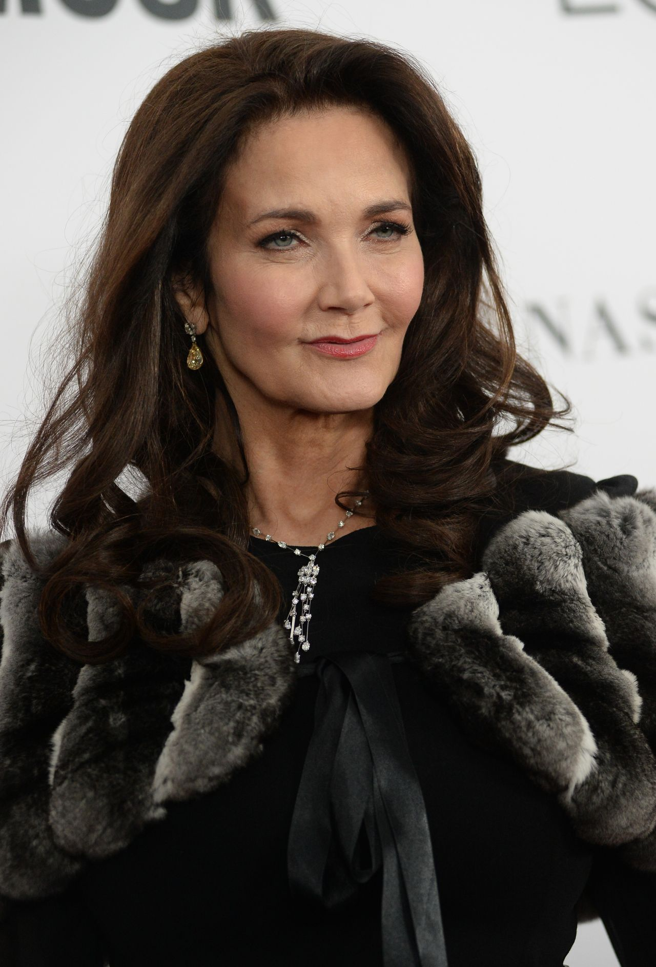 Lynda Carter Glamour Women Of The Year 2017 In New York City