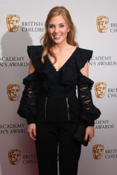 Maddie Moate – BAFTA Children's Awards 2017 in London