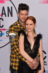 Madelaine Petsch – American Music Awards 2017 in Los Angeles