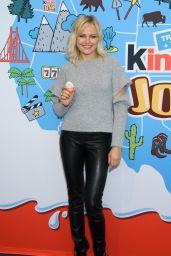 Malin Akerman - Kinder Joy USA Launch in NY