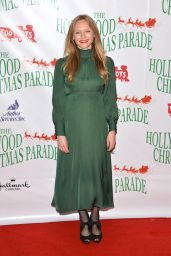 Marci Miller – Hollywood Christmas Parade in Los Angeles