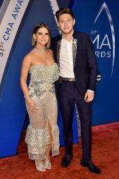 Maren Morris – CMA Awards 2017 in Nashville