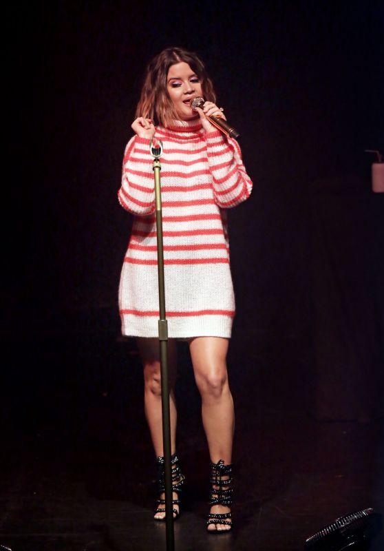 Maren Morris Performing Live in Manchester 11/20/2017