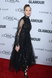 Margarita Levieva – Glamour Women of the Year 2017 in New York City