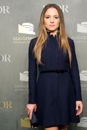 Margarita Levieva – Guggenheim International Gala in New York 11/16/2017