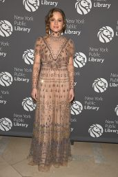 Margarita Levieva - New York Public Library Lions Gala 11/06/2017