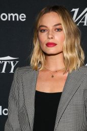 Margot Robbie Appeared on Variety