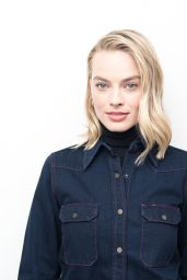 """Margot Robbie - The New York Times presents ScreenTimes """"I, Tonya"""" Discussion in NYC"""